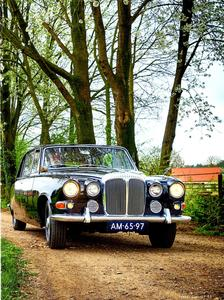 Jaguar Daimler Club Holland 2017