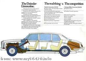 A vintage year for the classic limousine p2 (12.6kB)