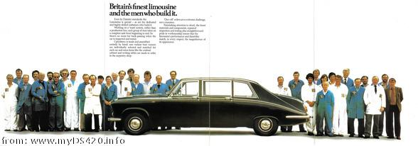 A vintage year for the classic limousine p3 (19.7kB)  Click for medium view (47.8kB)