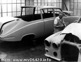 Bonnet Sanding at VandenPlas