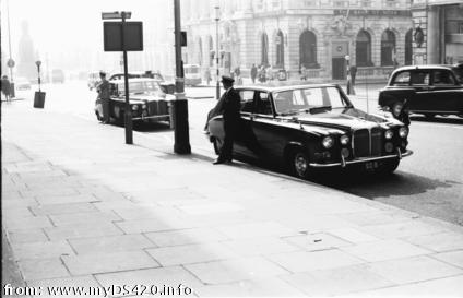 Pall Mall London 1974