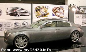 New Daimler limo - 2